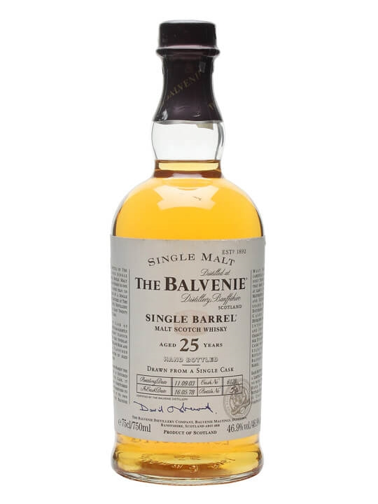 Balvenie 1978 / 25 Year Old / Single Barrel Speyside Whisky