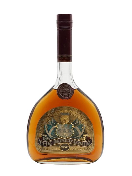 Balvenie Classic / Bot.1980s Speyside Single Malt Scotch Whisky