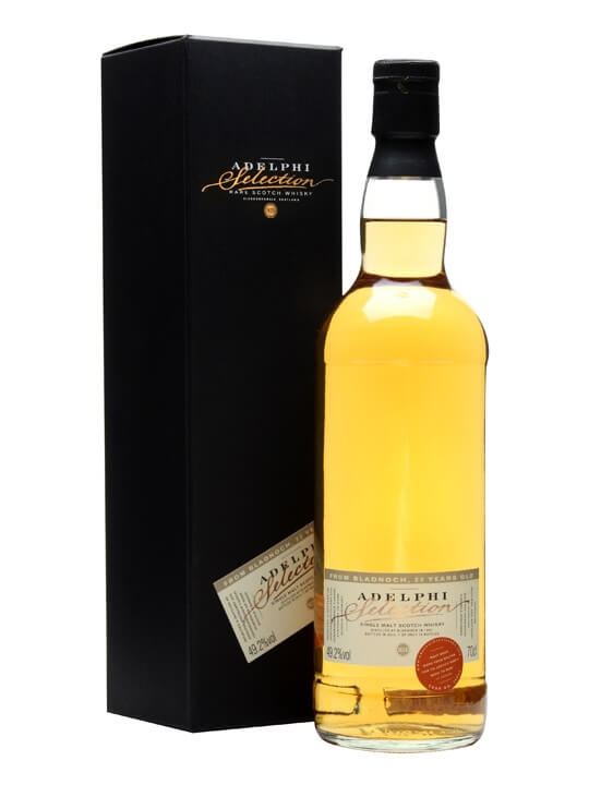 Bladnoch 1990 / 23 Year Old / Cask #30043 / Adelphi Lowland Whisky