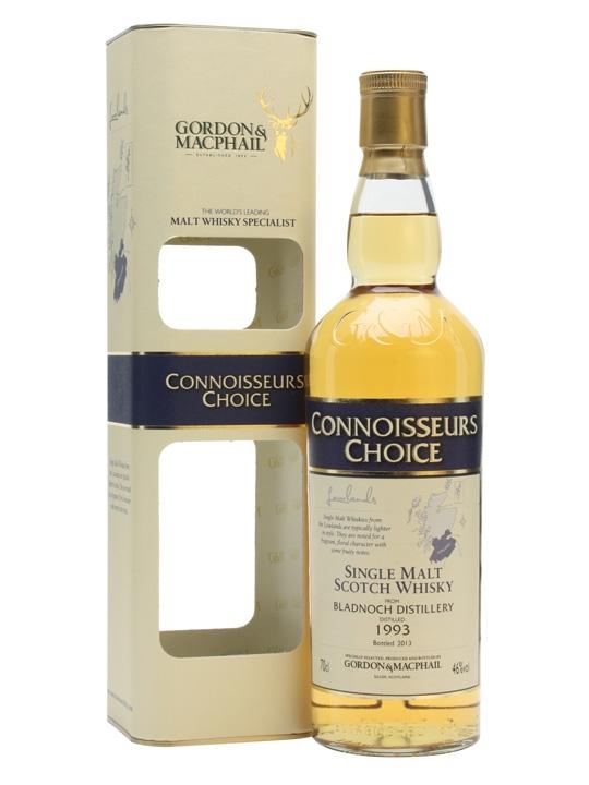 Bladnoch 1993 / Bot.2013 Lowland Single Malt Scotch Whisky