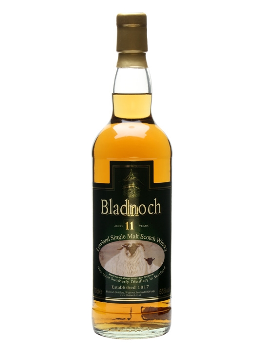 Bladnoch 2001 / 11 Year Old / Sherry Butt #280 Lowland Whisky