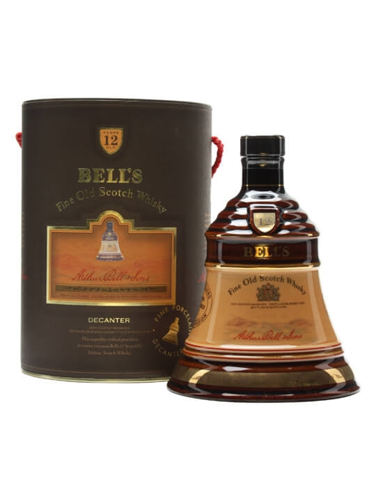 Bell's 12 Year Old / Broxburn Commercial Division Blended Whisky