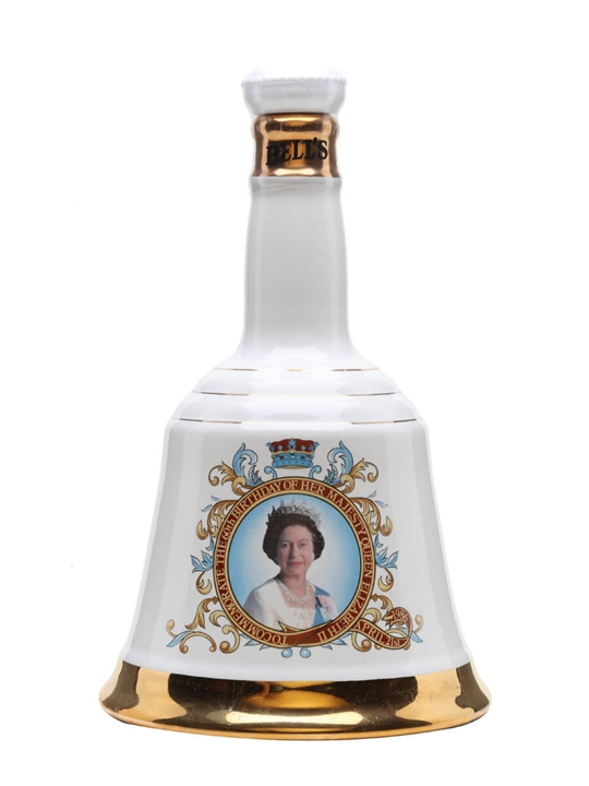 Bell's Queen Elizabeth 60th Birthday / Unboxed Blended Scotch Whisky