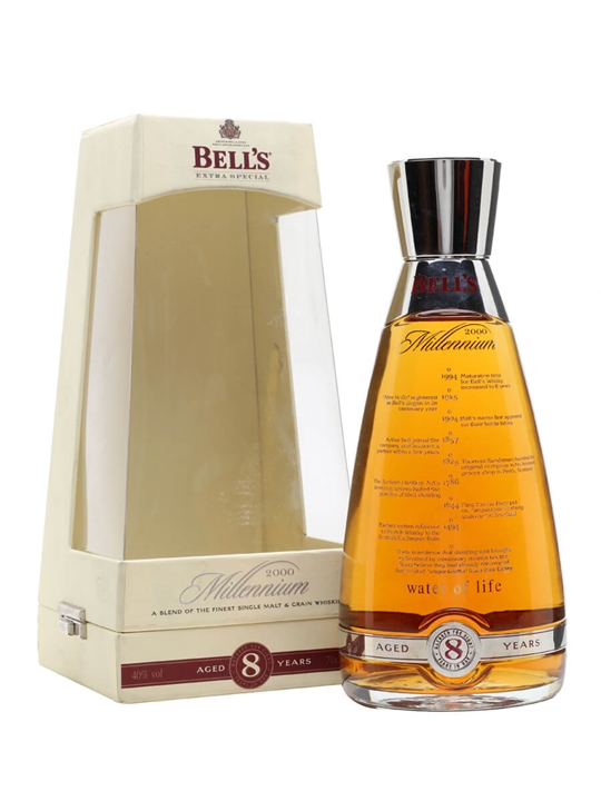Bell's Millennium 2000 / 8 Year Old Blended Scotch Whisky