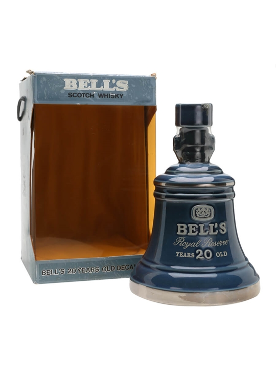 Bell's Royal Reserve / 20 Year Old Blended Scotch Whisky