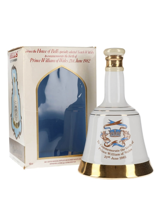 Bell's Prince William (1982) Blended Scotch Whisky