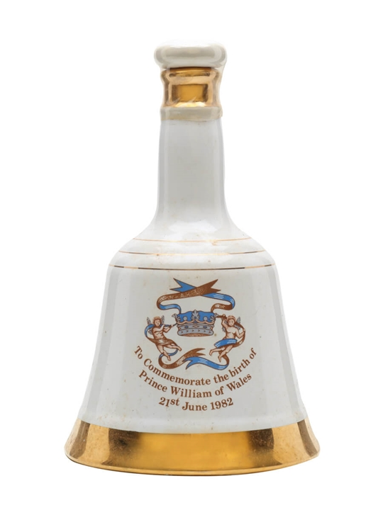 Bell's Prince William (1982) / Unboxed Blended Scotch Whisky
