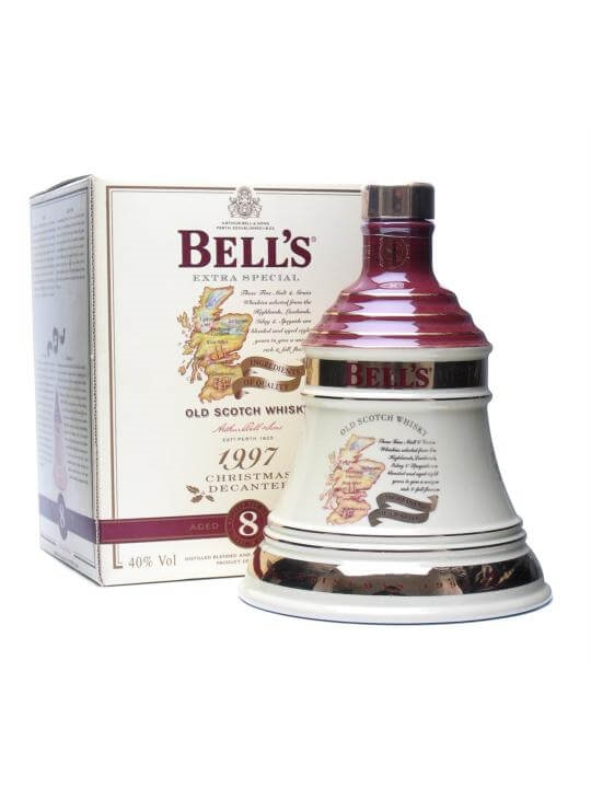 Bell's Christmas 1997 / 8 Year Old Blended Scotch Whisky