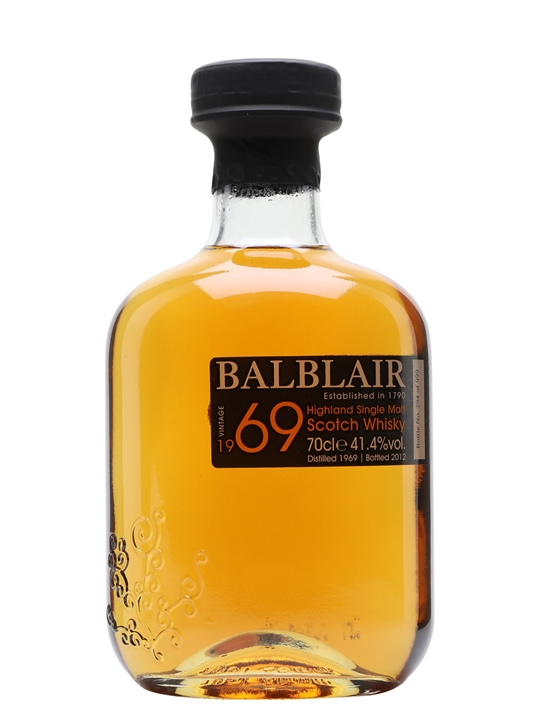 Balblair 1969 Highland Single Malt Scotch Whisky