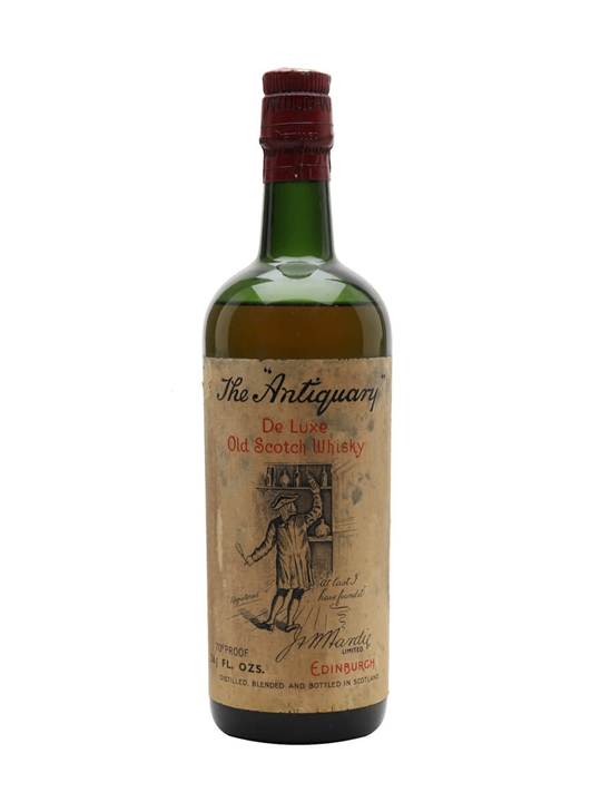 Antiquary / Bot.1950s Blended Scotch Whisky
