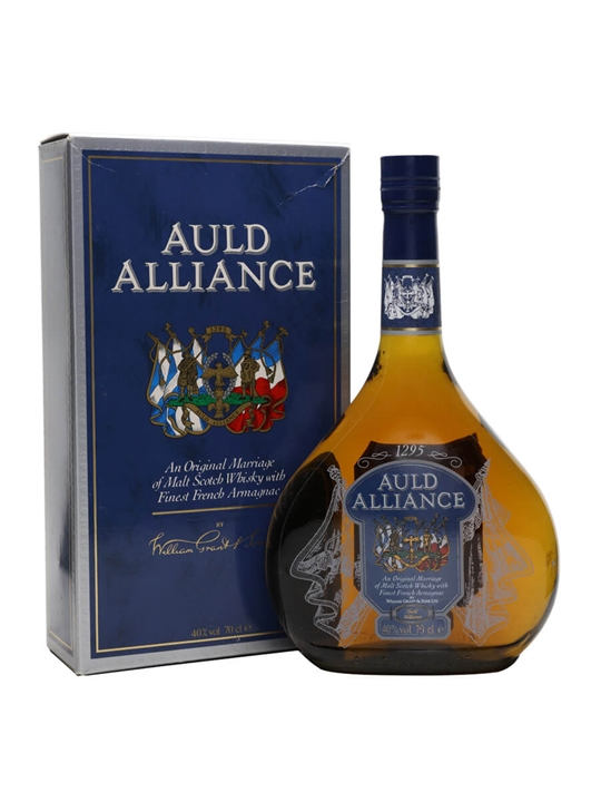 Auld Alliance Whisky Armagnac Blend