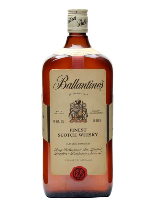 Ballantine's Finest / Bot.1970s Blended Scotch Whisky