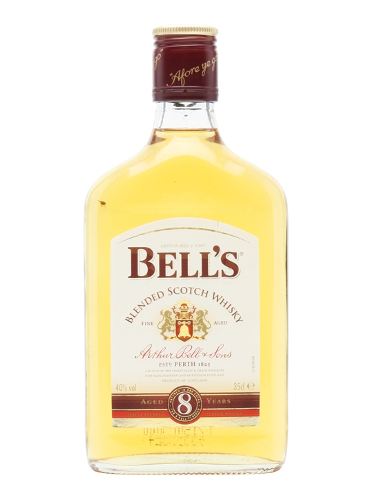 Bell's 8 Years Old / Half Bottle Blended Scotch Whisky