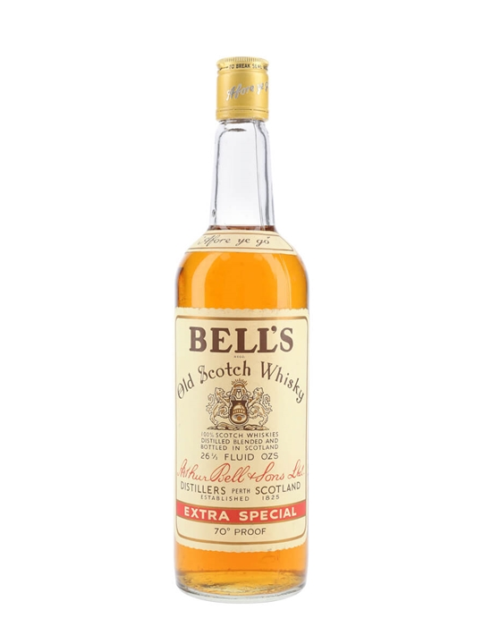 Bell&39s Extra Special  Bot.1970s Blended Scotch Whisky