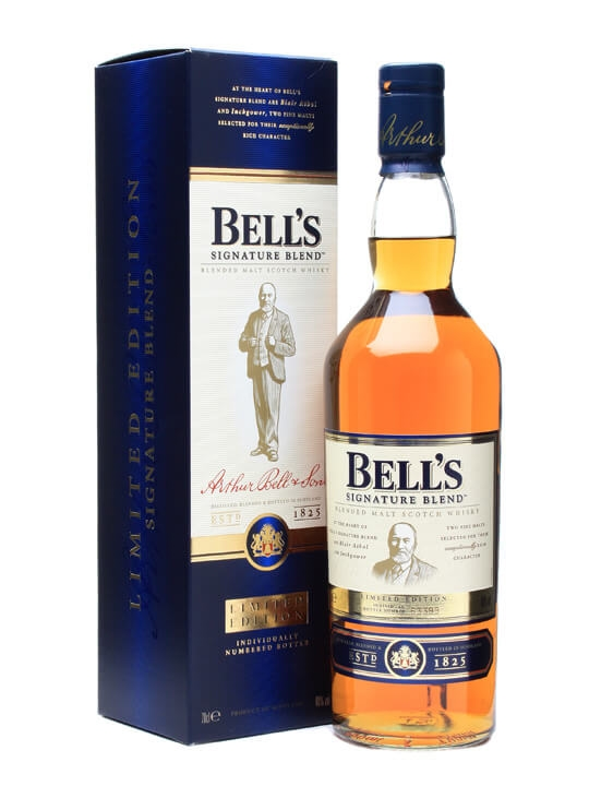 Bell's Signature Blend / Limited Edition Blended Scotch Whisky