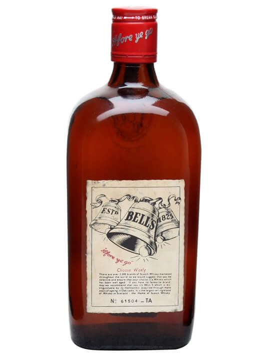 Bell's 12 Year Old / Bot.1960s Blended Scotch Whisky