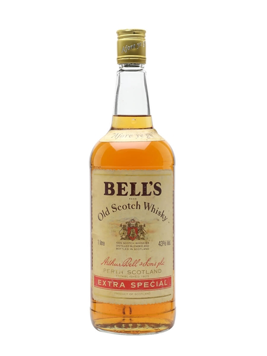 Bell's Extra Special / Bot.1970s / Litre Bottle Blended Scotch Whisky