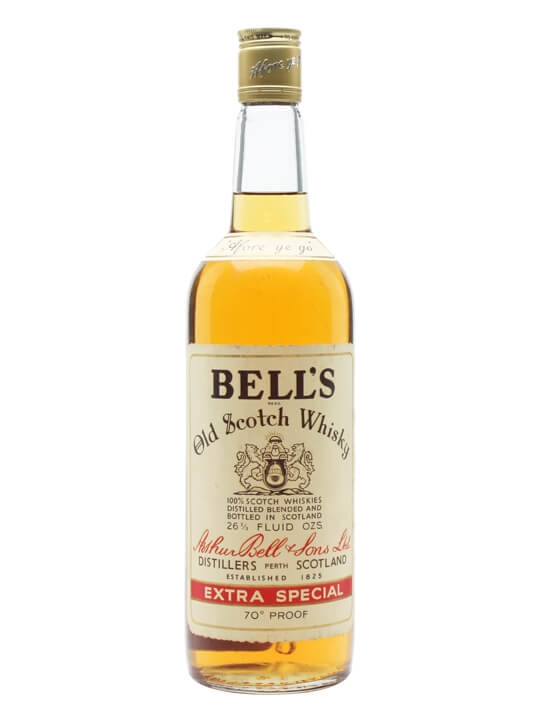 Bell's Extra Special / Bot.1970s Blended Scotch Whisky