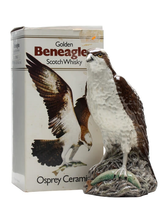 Beneagles Osprey Decanter Blended Scotch Whisky