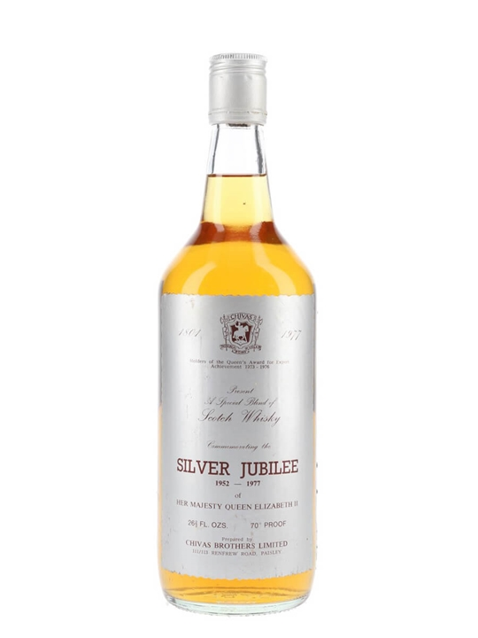 Chivas Silver Jubilee (1952-1977) Blended Scotch Whisky