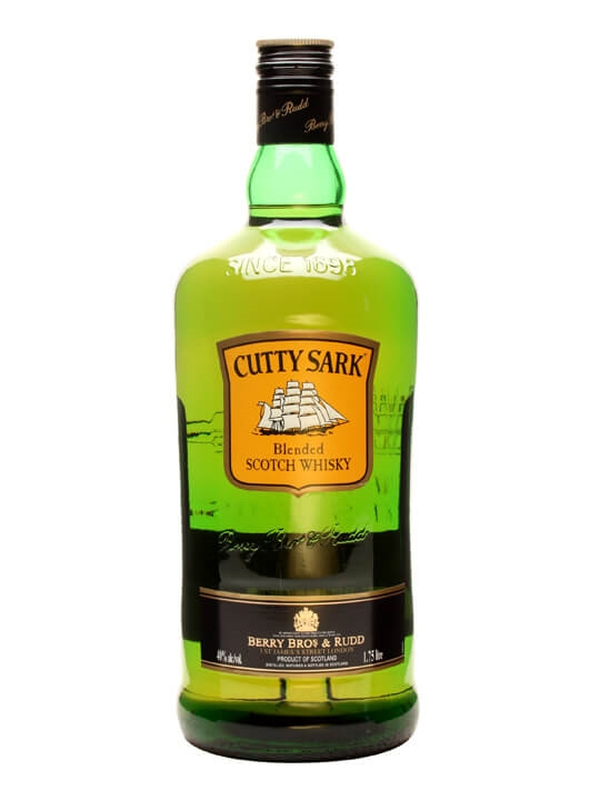 Cutty Sark Blended Whisky / Magnum Blended Scotch Whisky
