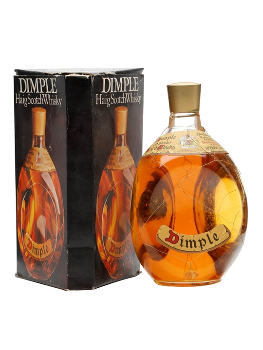 Dimple / Bot.1970s Blended Scotch Whisky