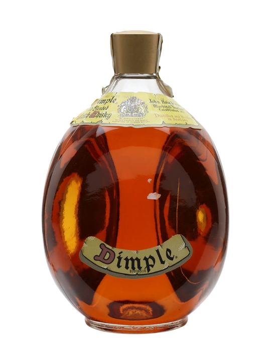 Dimple / Bot.1980s Blended Scotch Whisky
