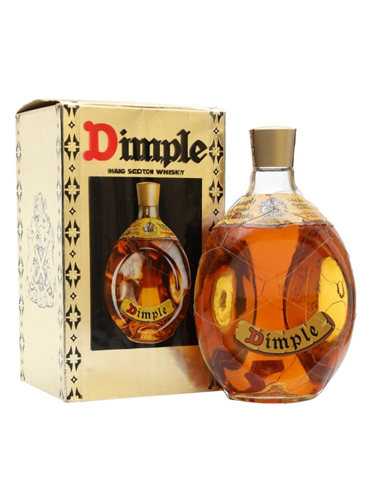 Buy Dimple Pinch Red Ceramic Decanter 15 Year Old Online: Frighteningly Good Whiskies!