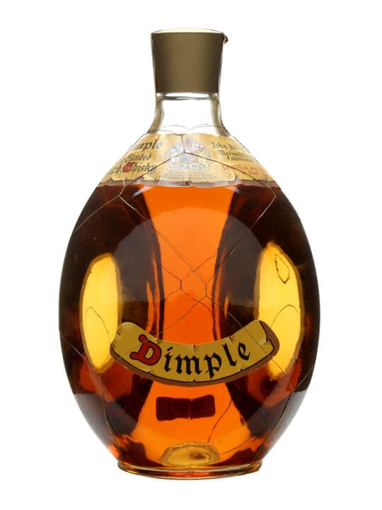 Dimple / Bot.1980s / Plastic Cap Blended Scotch Whisky