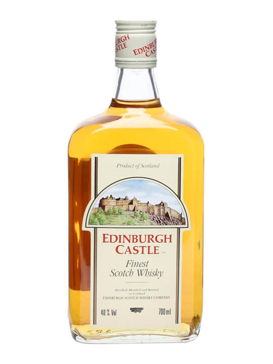Edinburgh Castle Blended Scotch Whisky