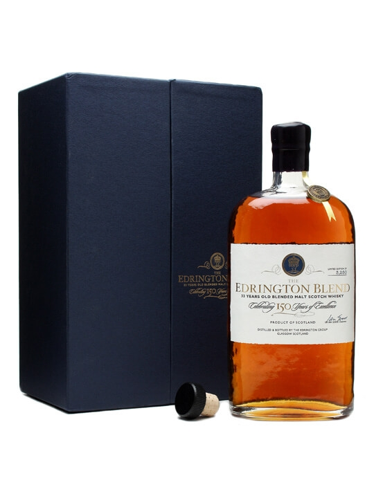 The Edrington Blend 33 Year Old / 150th Anniversary Blended Whisky