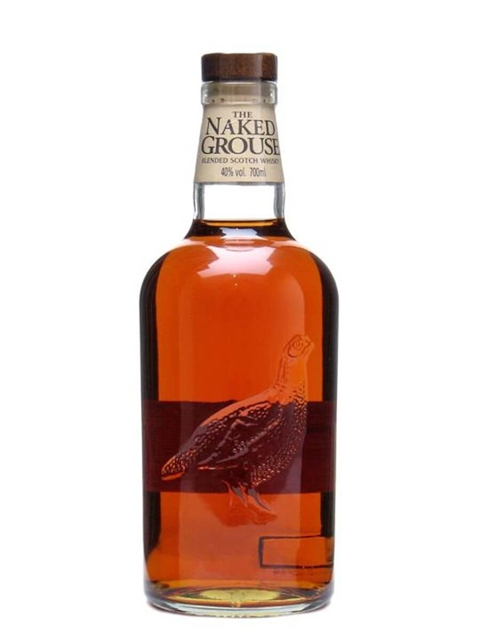 Naked Grouse Blended Scotch Whisky Blended Scotch Whisky