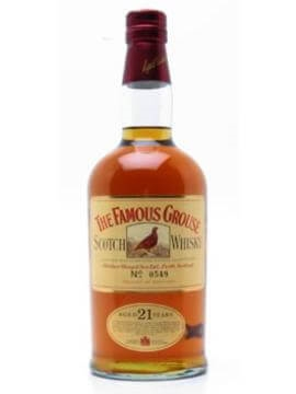 Famous Grouse 21 Year Old / Bot.1980s Blended Scotch Whisky