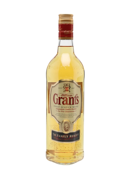 Grant's Family Reserve / Bot.1990s Blended Scotch Whisky