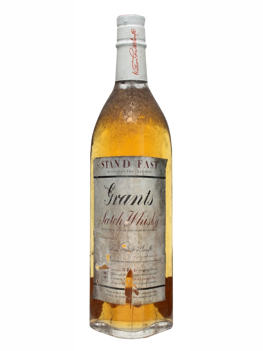 Grant's Stand Fast / Bot.1950s Blended Scotch Whisky