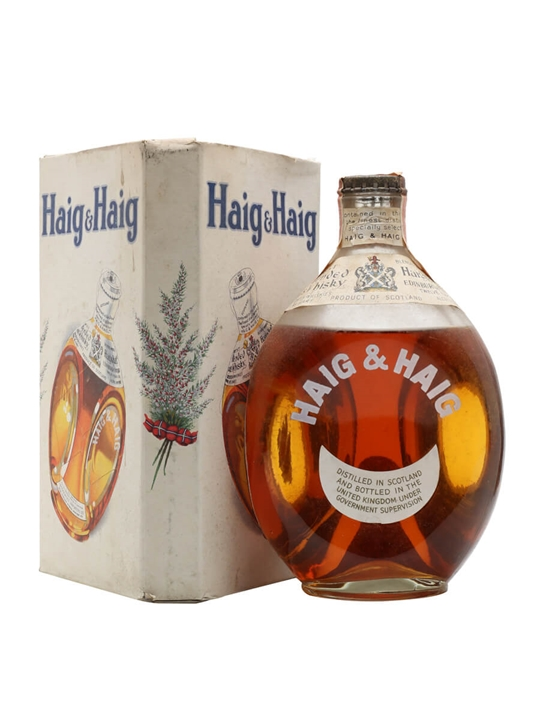 Haig & Haig 12 Year Old / Bot.1940s Blended Scotch Whisky