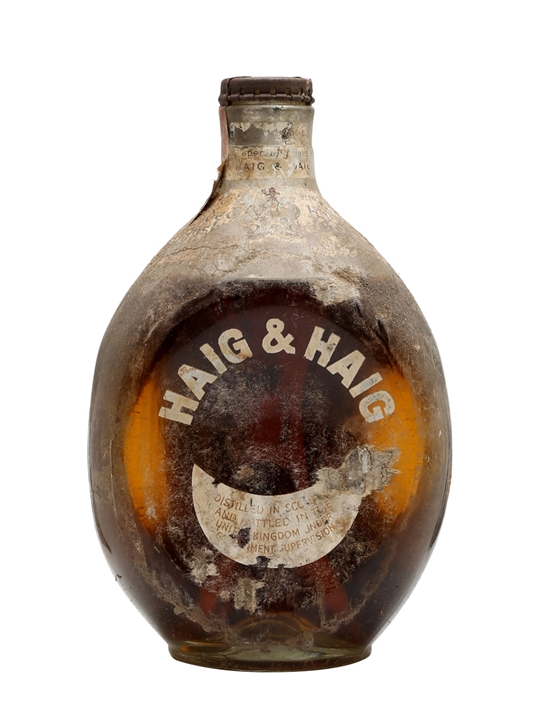 Haig & Haig / Bot.1940s / Spring Cap Blended Scotch Whisky