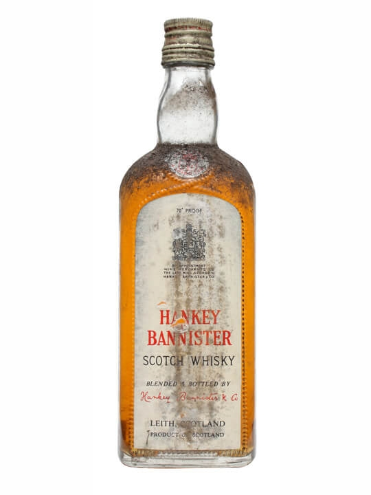Hanky Bannister / Bot.1950s Blended Scotch Whisky