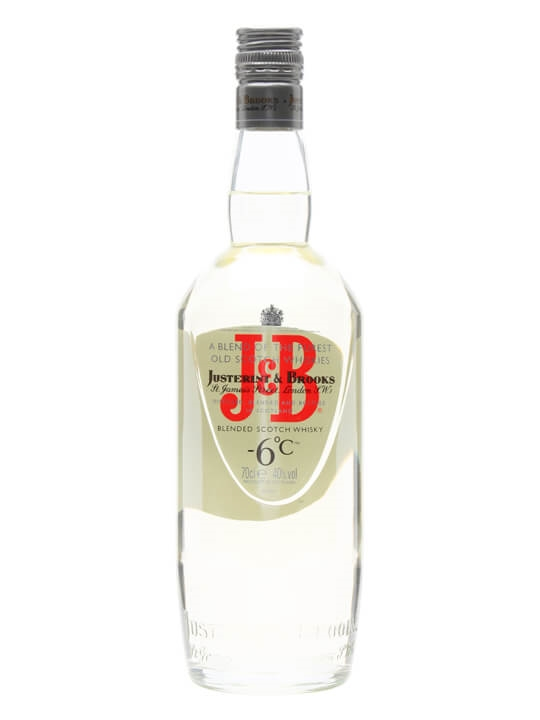 J & B -6 C Blended Scotch Whisky