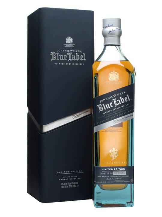 Johnnie Walker Blue Label / Porsche Chiller 2012 Blended Scotch Whisky
