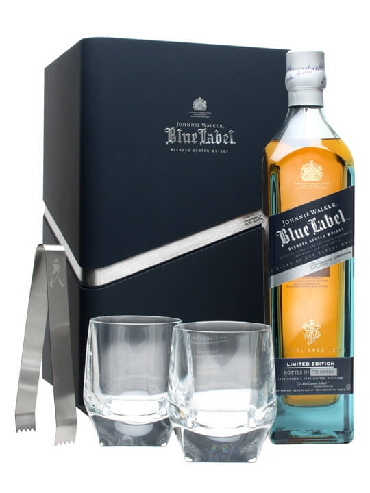 Johnnie Walker Blue Label  Porsche Cube 2012 Blended Scotch Whisky