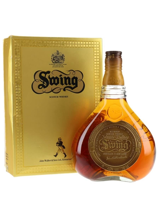 Johnnie Walker Swing / Bot.1980s Blended Scotch Whisky