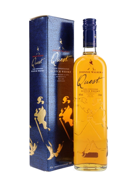 Johnnie Walker Quest Blended Scotch Whisky