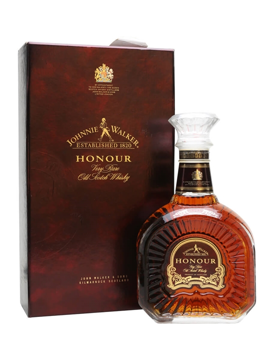 Johnnie Walker Honour Blended Scotch Whisky