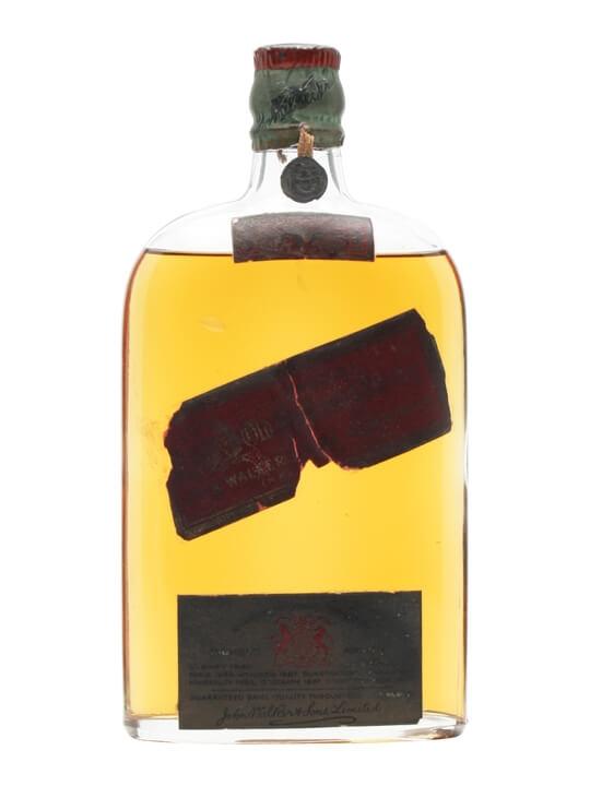 Johnnie Walker Red Label / Bot.1930s Blended Scotch Whisky