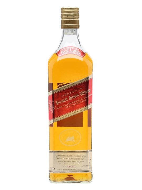 Johnnie Walker Red Label / 100th Year Anniversary Blended Whisky