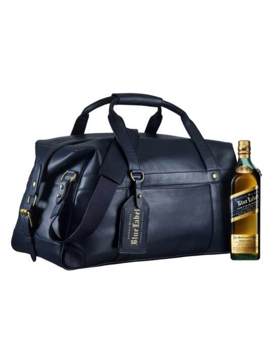 Johnnie Walker Blue Label Greg Norman Bag Blended Scotch Whisky