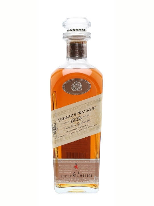Johnnie Walker 1820 Blended Scotch Whisky