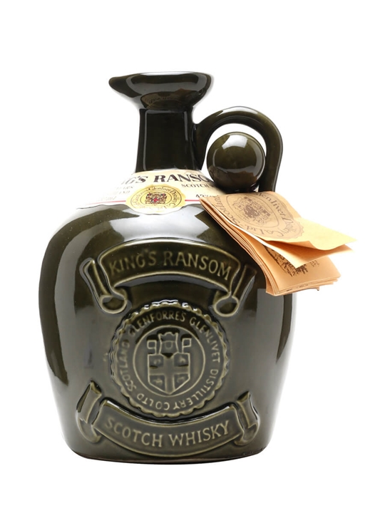 King's Ransom 12 Year Old / Bot.1970s Blended Scotch Whisky