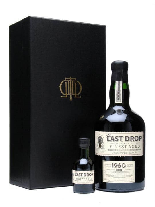 The Last Drop 1960 Blended Whisky Blended Scotch Whisky